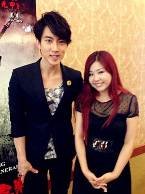 Interview With 吴尊