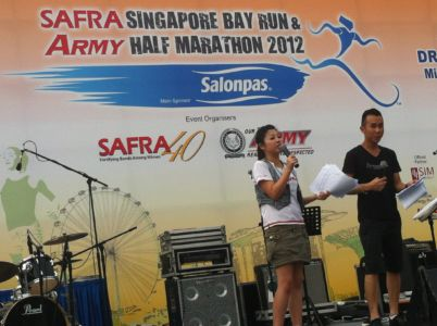Safra Bay Run